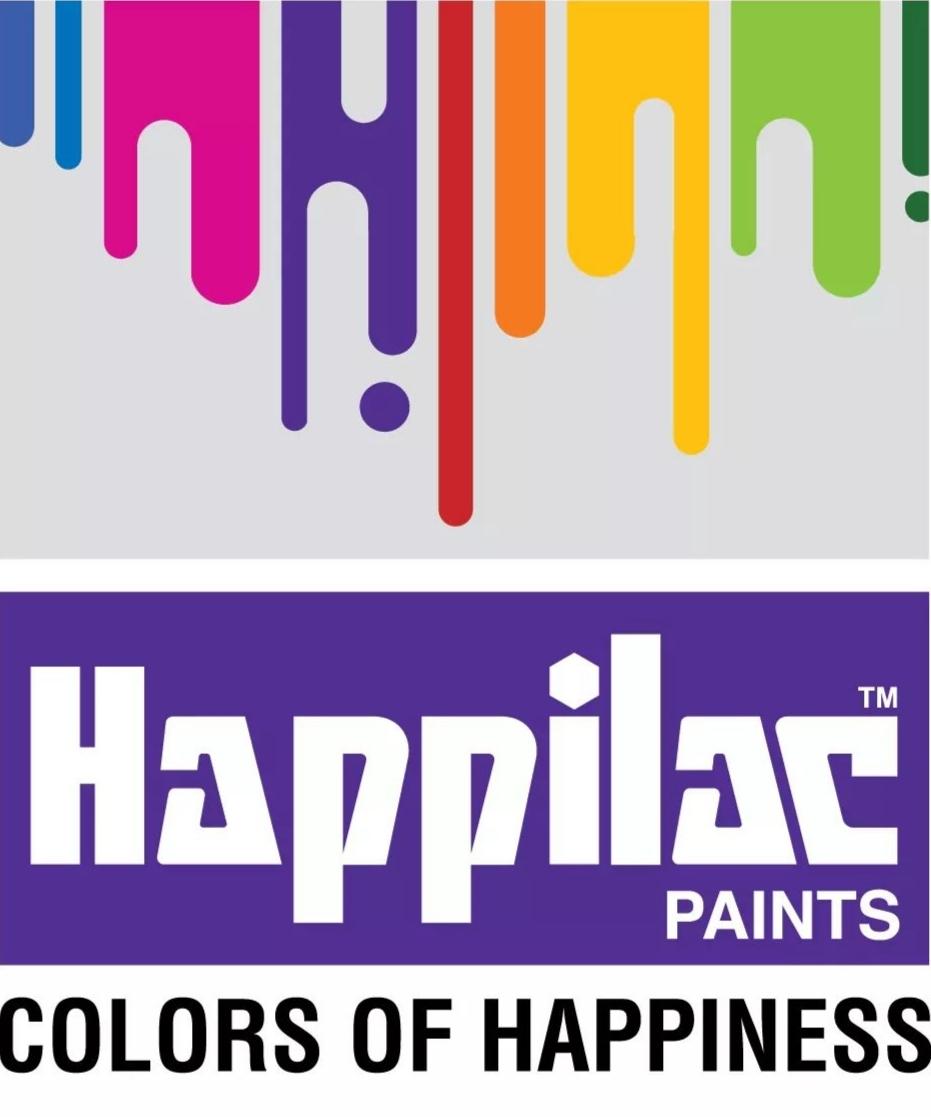 HAPPILAC PAINTS