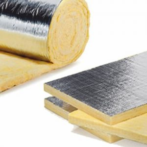 Glass Wool Insulation - alferoz qatar
